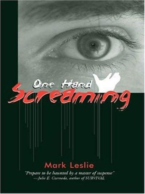 cover image of One Hand Screaming