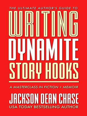 cover image of Writing Dynamite Story Hooks