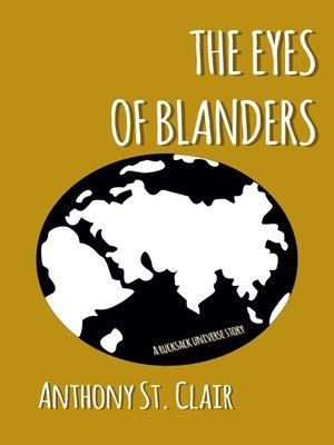 cover image of The Eyes of Blanders