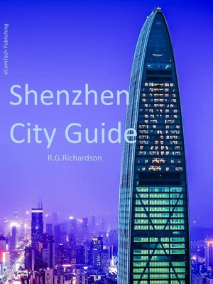 cover image of Shenzhen City Guide