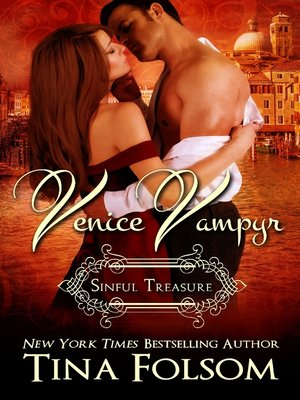 cover image of Venice Vampyr Sinful Treasure