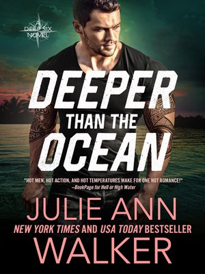 cover image of Deeper Than the Ocean