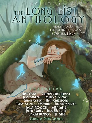 cover image of The Long List Anthology Volume 4