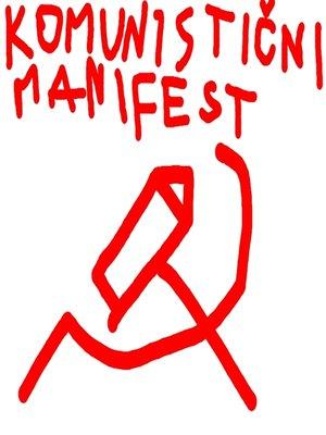cover image of Komunistični manifest