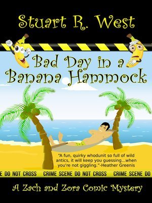 cover image of Bad Day in a Banana Hammock