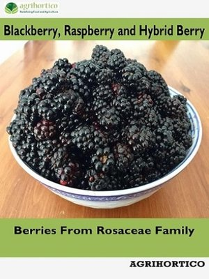 cover image of Blackberry, Raspberry and Hybrid Berry