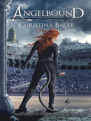 cover image of Angelbound