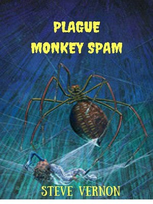 cover image of Plague Monkey Spam