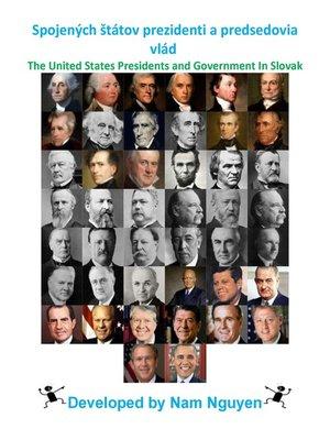 cover image of Spojených štátov prezidenti a predsedovia vlád