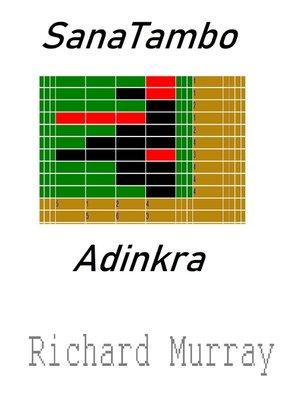 cover image of SanaTambo Adinkra
