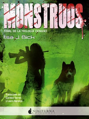 cover image of Monstruos