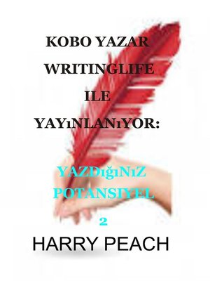 cover image of KOBO YAZAR WRITINGLIFE ILE YAYıNLANıYOR