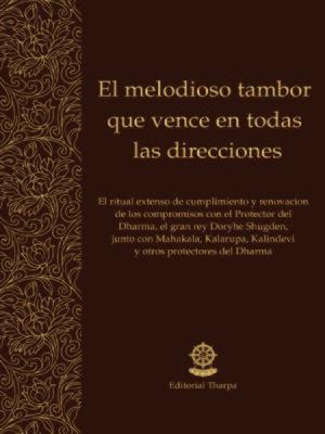 cover image of El melodioso tambor que vence en todas las direcciones