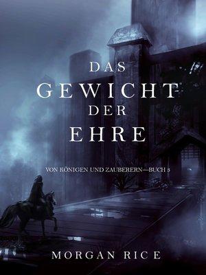 cover image of Das Gewicht der Ehre