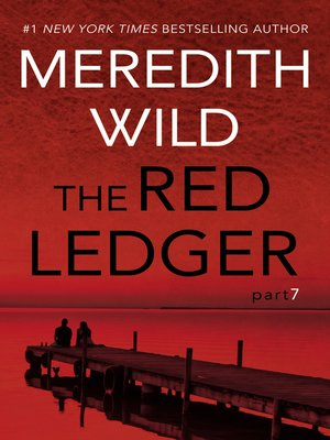 cover image of The Red Ledger