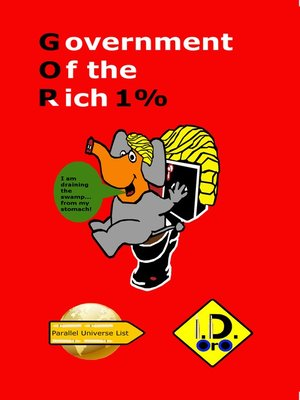 cover image of Government of the Rich