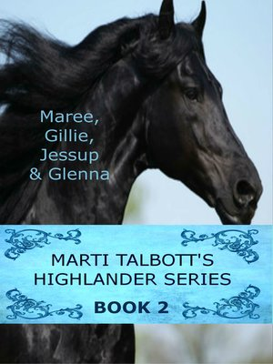 cover image of Marti Talbott's Highlander Series, Volume 2