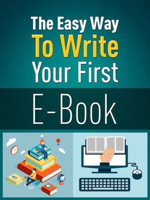 cover image of The Easy Way to Write Your First Ebook
