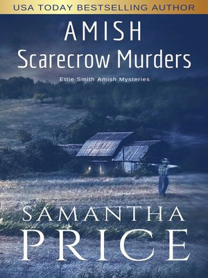 cover image of Amish Scarecrow Murders