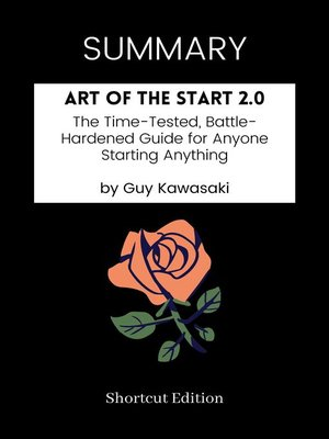 cover image of SUMMARY--Art of the Start 2.0