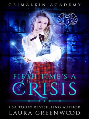 cover image of Fifth Time's a Crisis