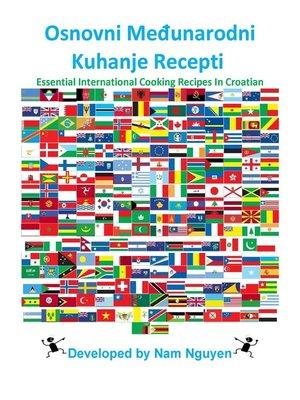 cover image of Osnovni Međunarodni Kuhanje Recepti