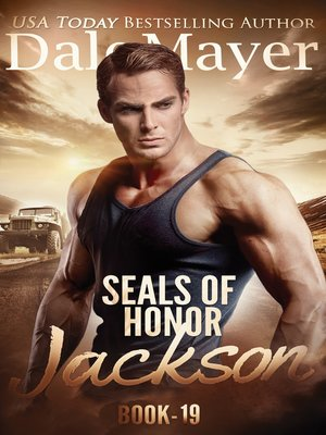 cover image of Jackson: SEALs of Honor, Book 19