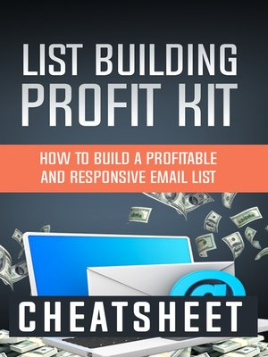 cover image of List Building Profit Kit