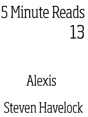 cover image of Alexis