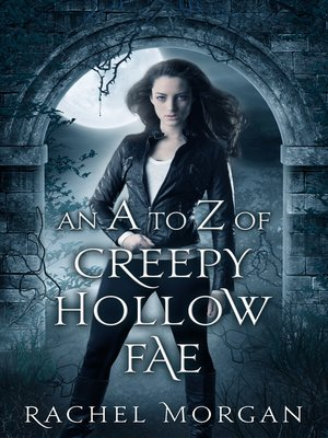 cover image of An A to Z of Creepy Hollow Fae