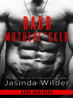cover image of Badd Motherf*cker