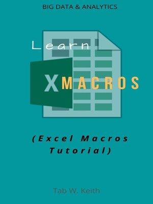 cover image of Learn Excel Macros