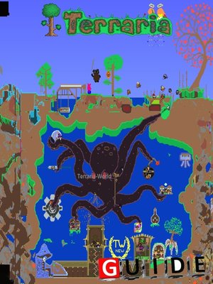 cover image of Terraria Complete Tips and Tricks