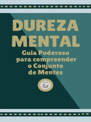 cover image of DUREZA MENTAL