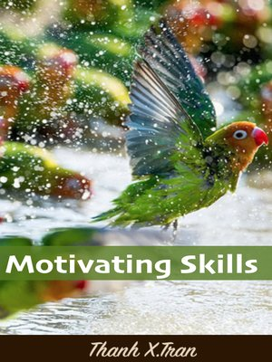 cover image of Motivating Skills