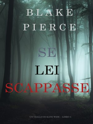 cover image of Se Lei Scappasse