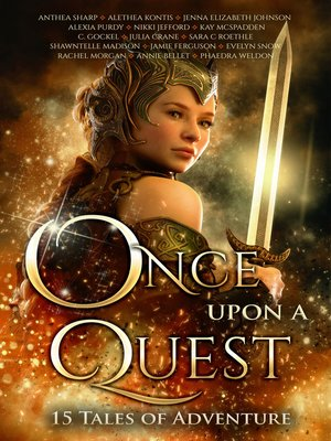 cover image of Once Upon a Quest