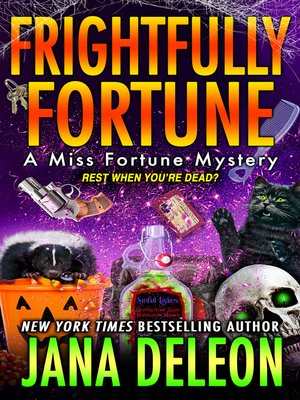 cover image of Frightfully Fortune