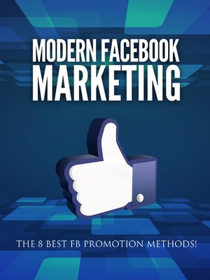 cover image of Modern Facebook Marketing Guide