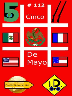 cover image of #CincoDeMayo 112