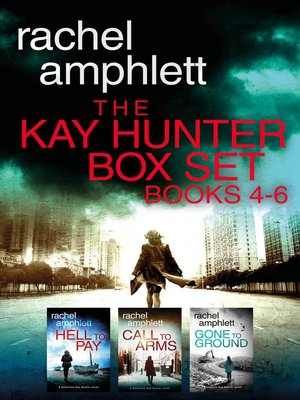 cover image of The Kay Hunter Box Set Books 4-6