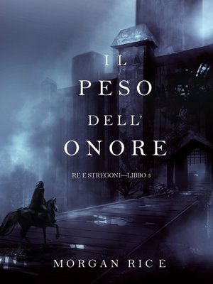 cover image of Il Peso dell'Onore