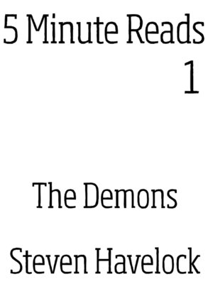 cover image of The Demons
