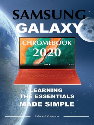 cover image of Samsung Galaxy Chromebook 2020