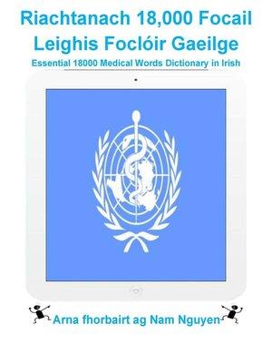 cover image of Riachtanach 18,000 Focail Leighis Foclóir Gaeilge