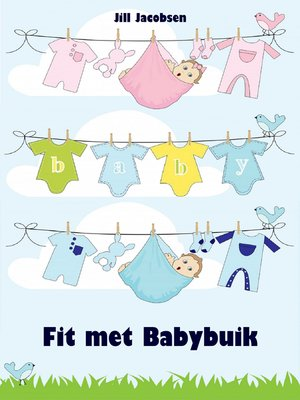 cover image of Fit met Babybuik