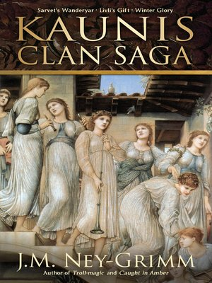 cover image of Kaunis Clan Saga