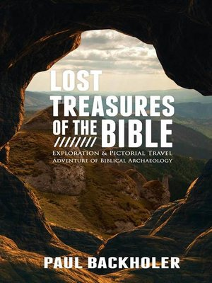 cover image of Lost Treasures of the Bible