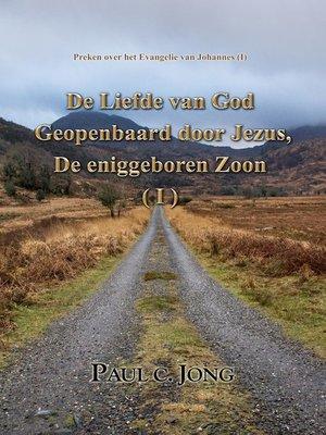 cover image of Preken over het Evangelie van Johannes (I)