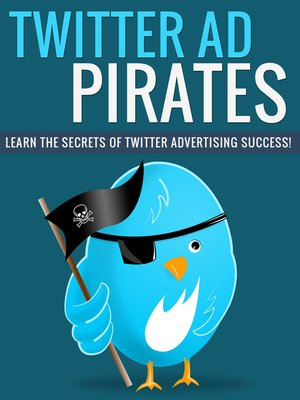 cover image of Twitter Ad Pirates